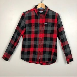 Trailwear by Penfield Plaid Flannel Shirt